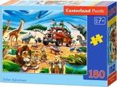 Safari Adventure - 180 stukjes