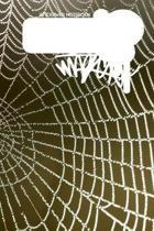 Spiderweb Notebook