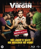 The 40 Year Old Virgin (Blu-ray)