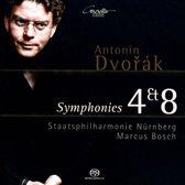Symphonies No.4 & No.8