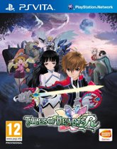 Tales Of Hearts R - PS Vita