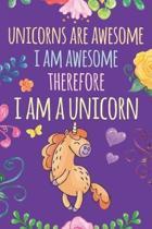 Unicorns Are Awesome, I Am Awesome, Therefore I Am a Unicorn