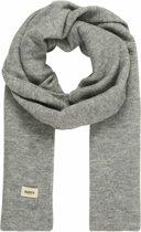 Barts Sintra Heather Grey Sjaal  - grijs