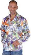 Hippie blouses heren Cool 56-58 (l)