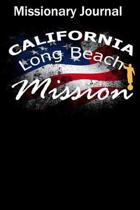 Missionary Journal California Long Beach Mission: Mormon missionary journal to remember their LDS mission experiences while serving in the Long Beach