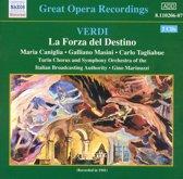 Great Opera Recordings - Verdi: La Forza del Destino / Caniglia et al