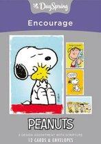 Encouragement Peanuts - 12 Pk