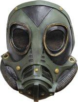 Gezichtsmasker (Latex) M3A1 Gas