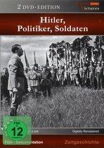 Hitler, Politiker,  Soldaten / Pal/Region 2
