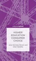 Higher Education Consumer Choice