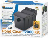 SuperFish Pond Clear Kit 6000 UVC- 7W-Pomp 2000 l/h