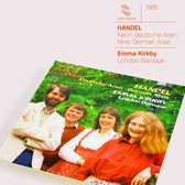 Handel 9 German Arias Hwv 202-