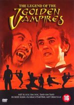 Legend Of The Seven Golden Vampires (dvd)