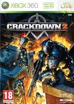 Microsoft® Crackdown 2 Xbox 360 English 1 License PAL DVD