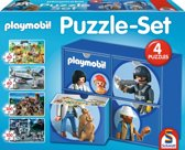 Puzzle set Play Mobil