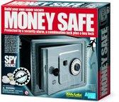 4M Kidzlabs Spy Science - Geldkluis met Alarm