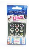 Broadway diva bodyartkit 2 st