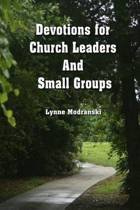 Devotions for Church Leaders and Small Groups