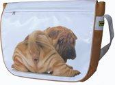 Hollandia Fietstas / Schoudertas - Hond
