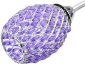 vidaXL - Plafondlamp - 3 Lichts - Paars