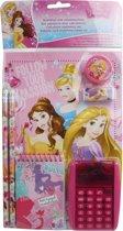 Disney Princess Schrijfset Met Rekenmachine