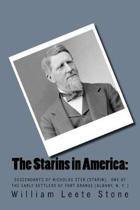 The Starins in America