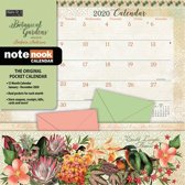 Kalender 2020 Botanical Gardens Note Nook (29.8 x 33.7)