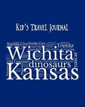 Kansas Kid's Travel Journal