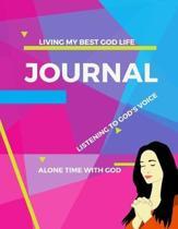 Living My Best God Life Journal