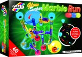 Hugh Galt Knikkerbaan Construction Glow Super Marble Run - Kunststof