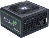 Chieftec ECO 500W 500W PS2 Zwart power supply unit