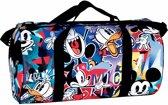 Disney Mickey Mouse Madness - Sporttas / reistas - 55 cm - Multi