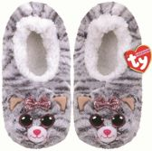 Ty Fashion - Beanie Boo's - Slipper socks - Kiki - Maat L (33-35)