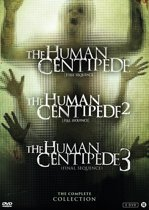 The Human Centipede Box(1-3)