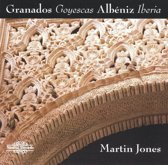 Granados Goyescas Albe Albeniz Iberia