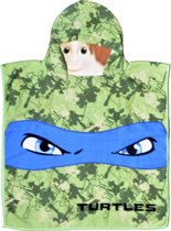 Ninja Turtles It's Summer Poncho