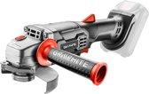 Accu Haakse Slijper 115 mm, 18v, LI-ION Energy+ 58G003 GRAPHITE