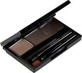 Holika Holika Wonder Drawing Eyebrow Kit 01 Dark Brown