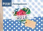 PUUR! Familyplanner 2016