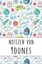 Notizen von Younes