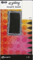 Dyan Reaveley's - Dylusions Dyalog Insert Book - Dots 1/St