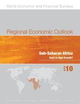 Regional Economic Outlook: Sub-Saharan Africa, April 2010