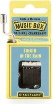 Nostalgisch Muziekdoosje Singing In The Rain