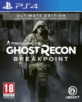 Ghost Recon Breakpoint Ultimate Edition - PS4