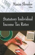 Statutory Individual Income Tax Rates