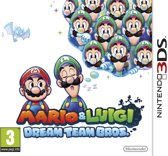 Mario & Luigi: Dream Team - 2DS + 3DS