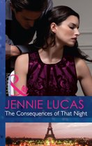 The Consequences of That Night (Mills & Boon Modern) (At His Service, Book 6)