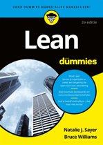 Lean voor dummies 2e editie