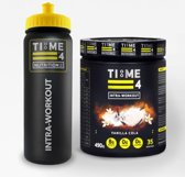 TIME 4 NUTRITION INTRA - WORKOUT - 490g - VANILLE COLA
