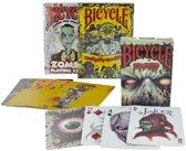 Bicycle Zombie set